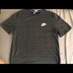 large nike sportswear t-shirt